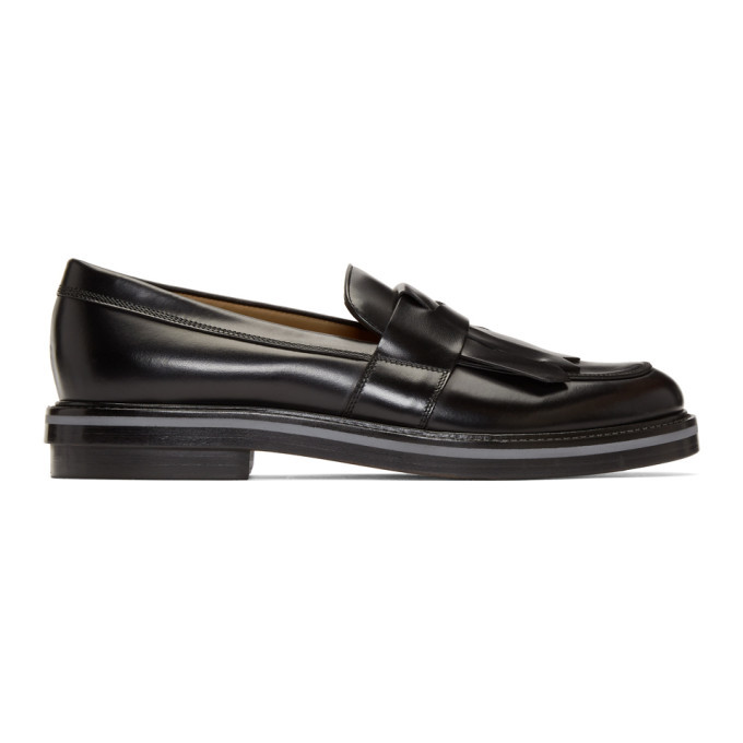Photo: Boss Black Twister Loafers