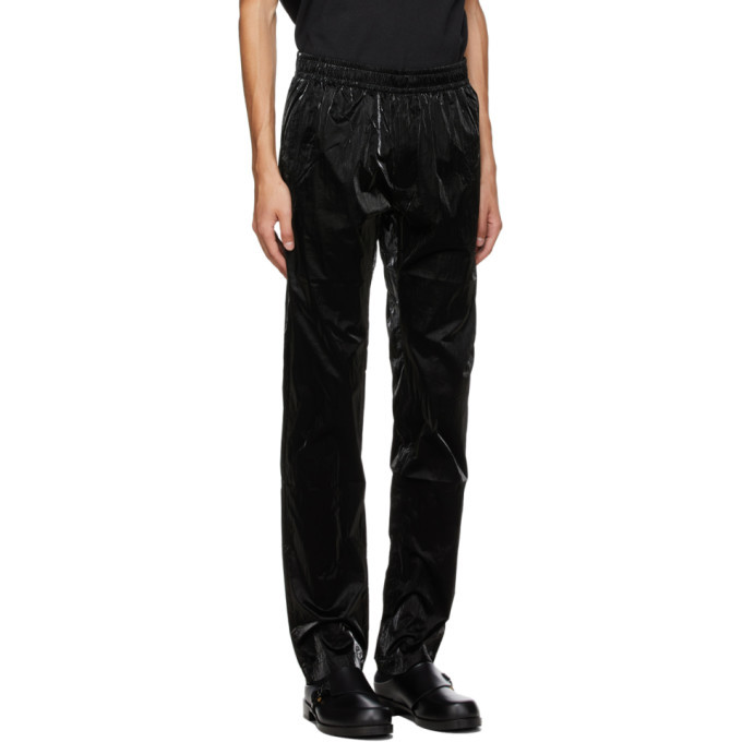 1017 ALYX 9SM Black Nightrider Trousers