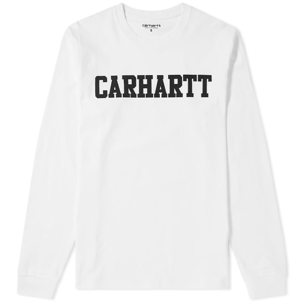 Photo: Carhartt Long Sleeve College Tee