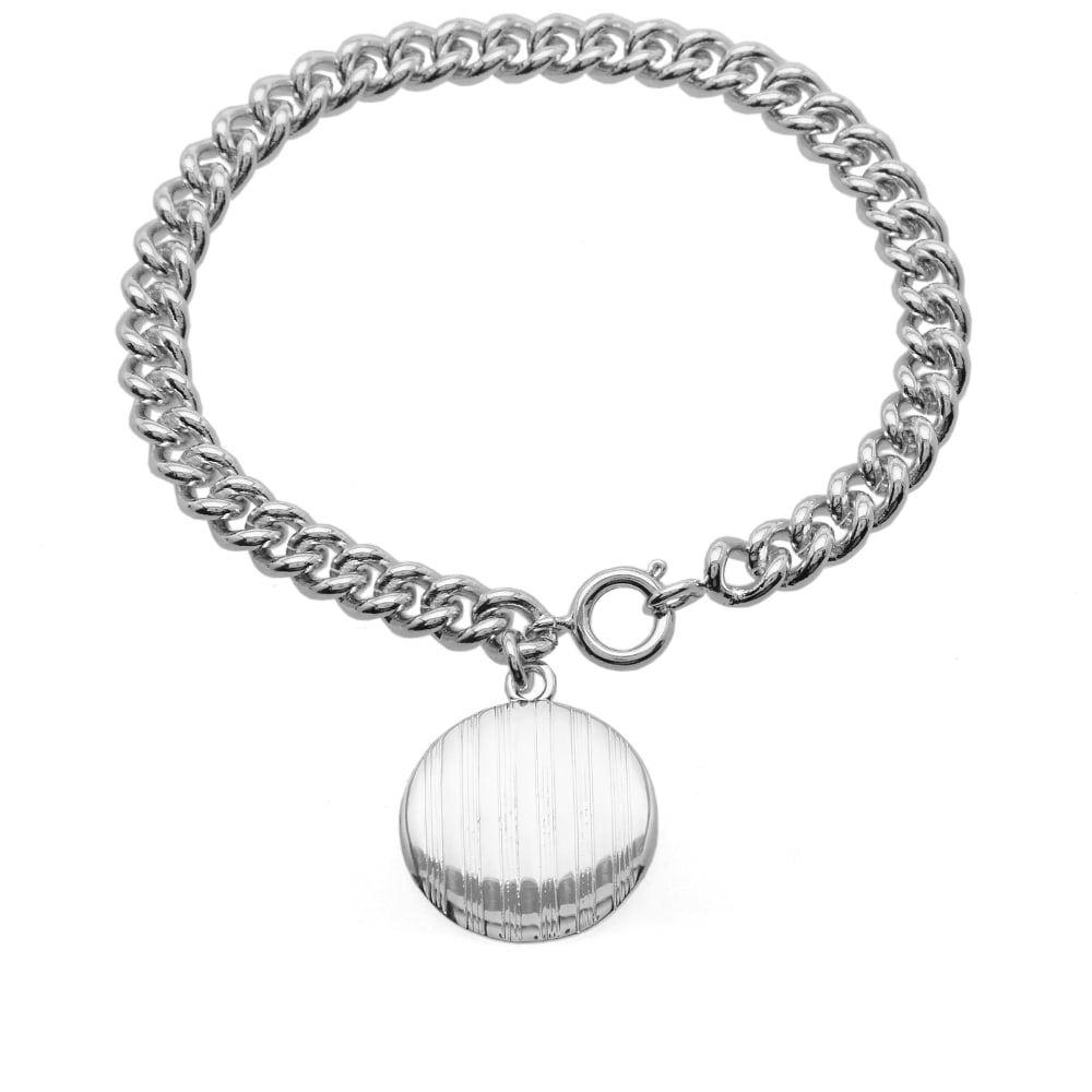 Photo: A.P.C. Stripe Pendant Bracelet