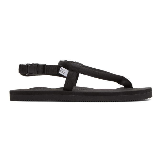 Photo: Suicoke Black KAT-2 Sandals