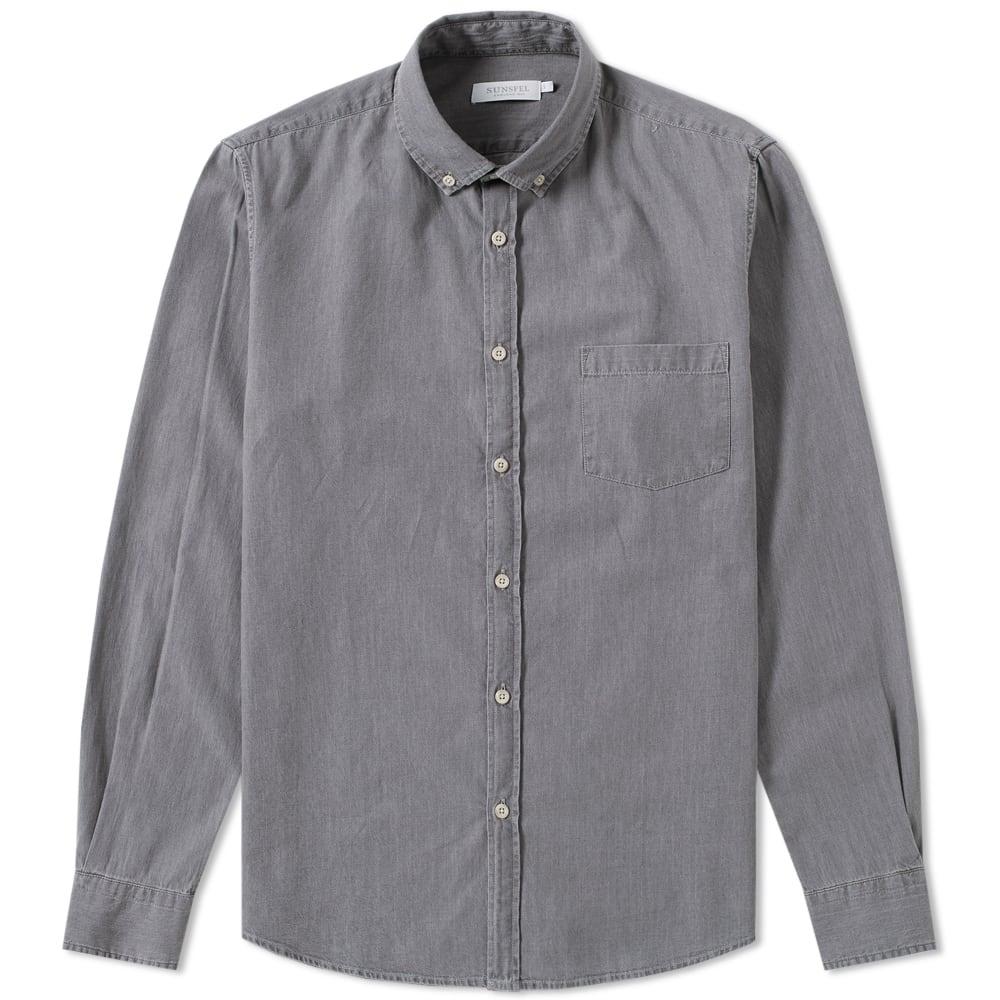Photo: Sunspel Button Down Oxford Shirt