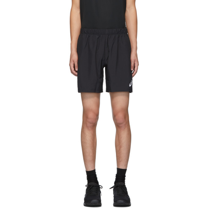 Photo: Asics Black Club Shorts