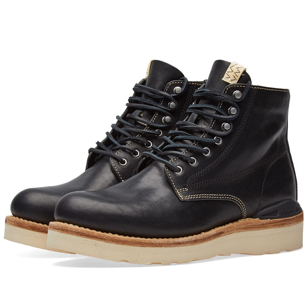 Photo: Visvim Virgil Folk Horsehide