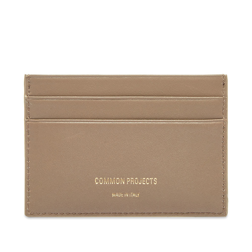 Photo: Common Projects Multi Card Holder