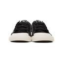 adidas Originals Black and White Nizza RF Sneakers