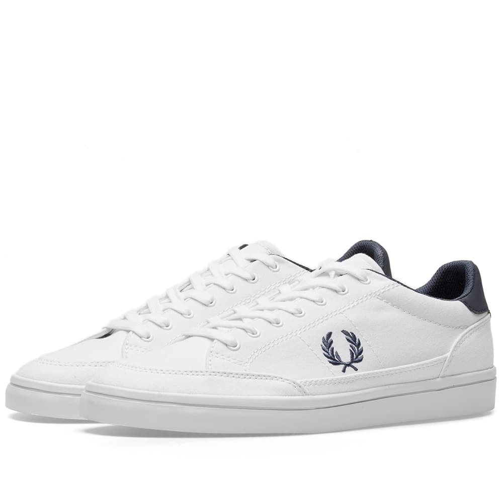 Fred Perry Deuce Canvas Sneaker Fred Perry