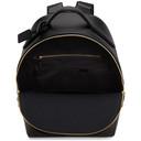 Smythson Black Bond Backpack
