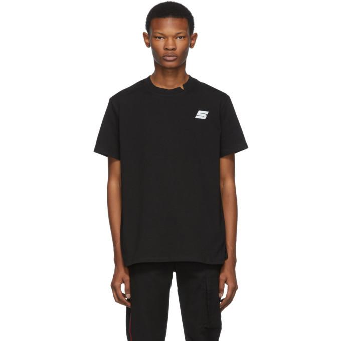 Photo: S.P. Badu Black S T-Shirt