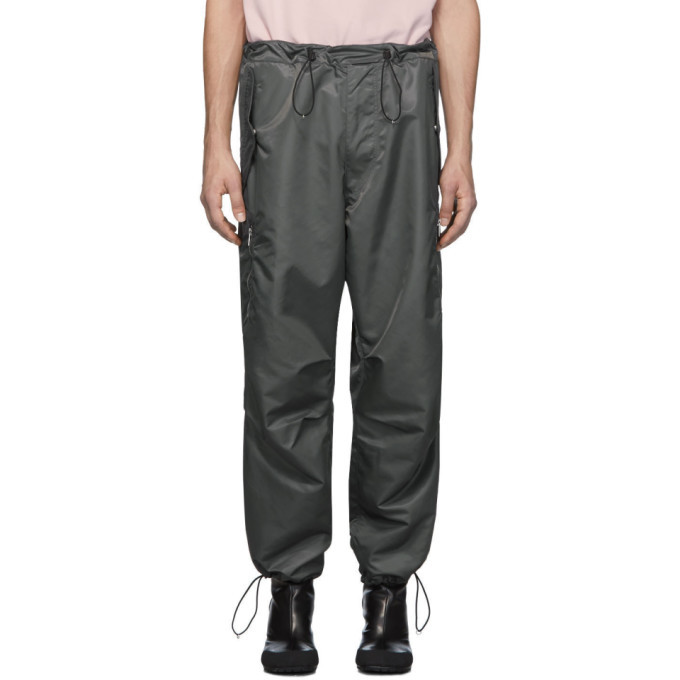 Photo: Random Identities Grey Berlin Baggies Cargo Pants