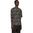 3.1 Phillip Lim Black Print Boxy T-Shirt