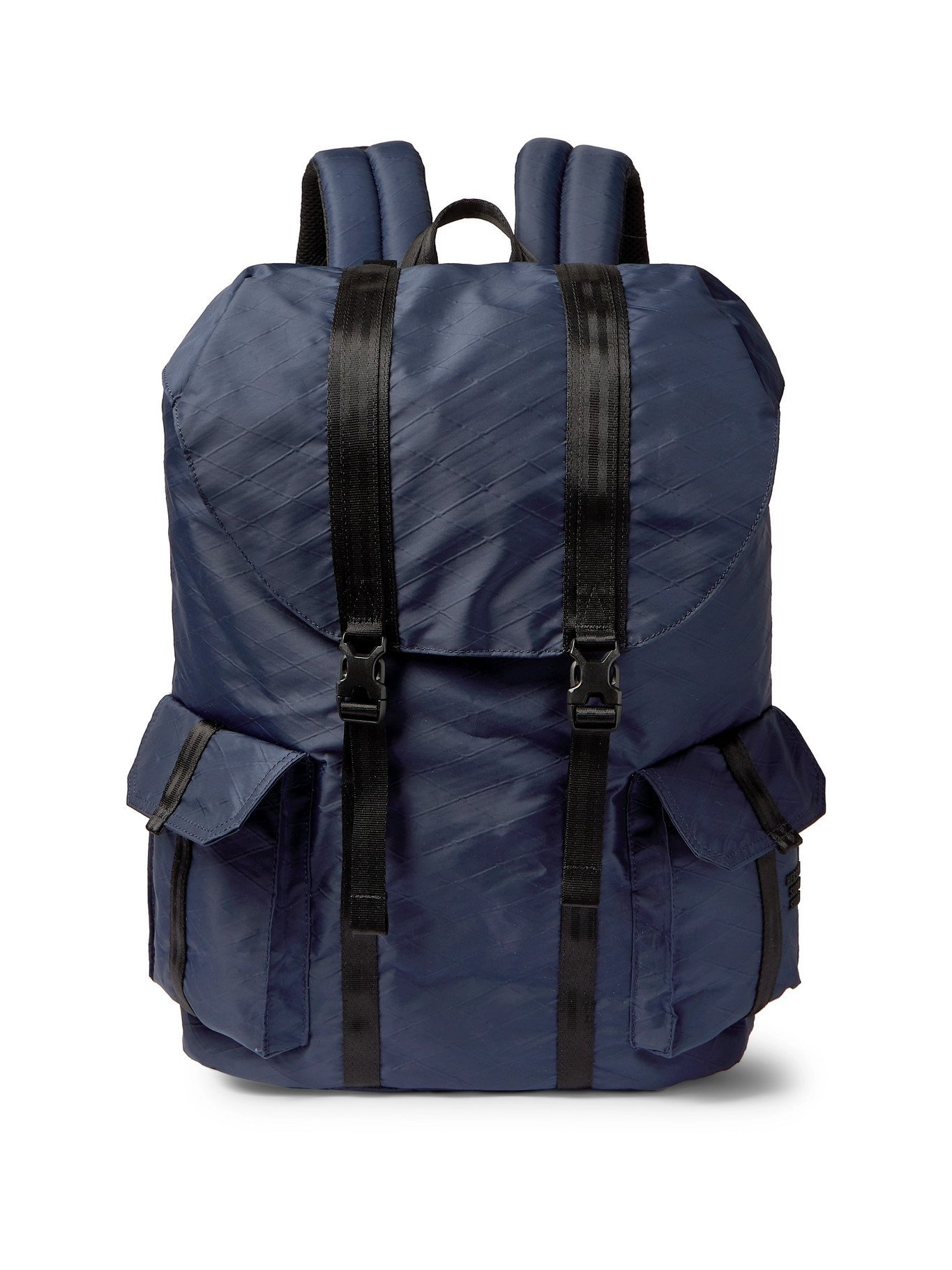Photo: HERSCHEL SUPPLY CO - Shell-Jacquard Backpack - Blue