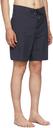 RRL Navy Twill Swim Shorts