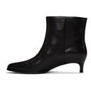 3.1 Phillip Lim Black Agatha Ankle Boots