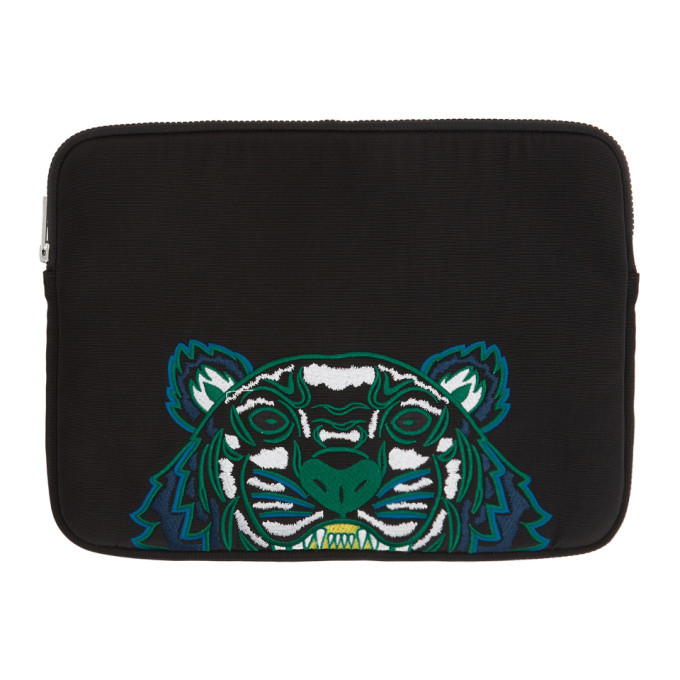 Photo: Kenzo Black Tiger Laptop Case
