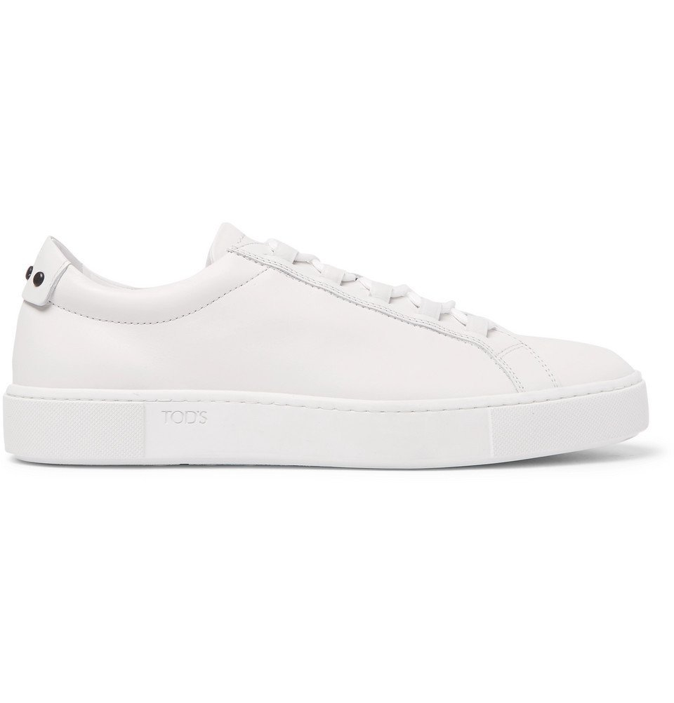 Tod's - Leather Sneakers - Men - White
