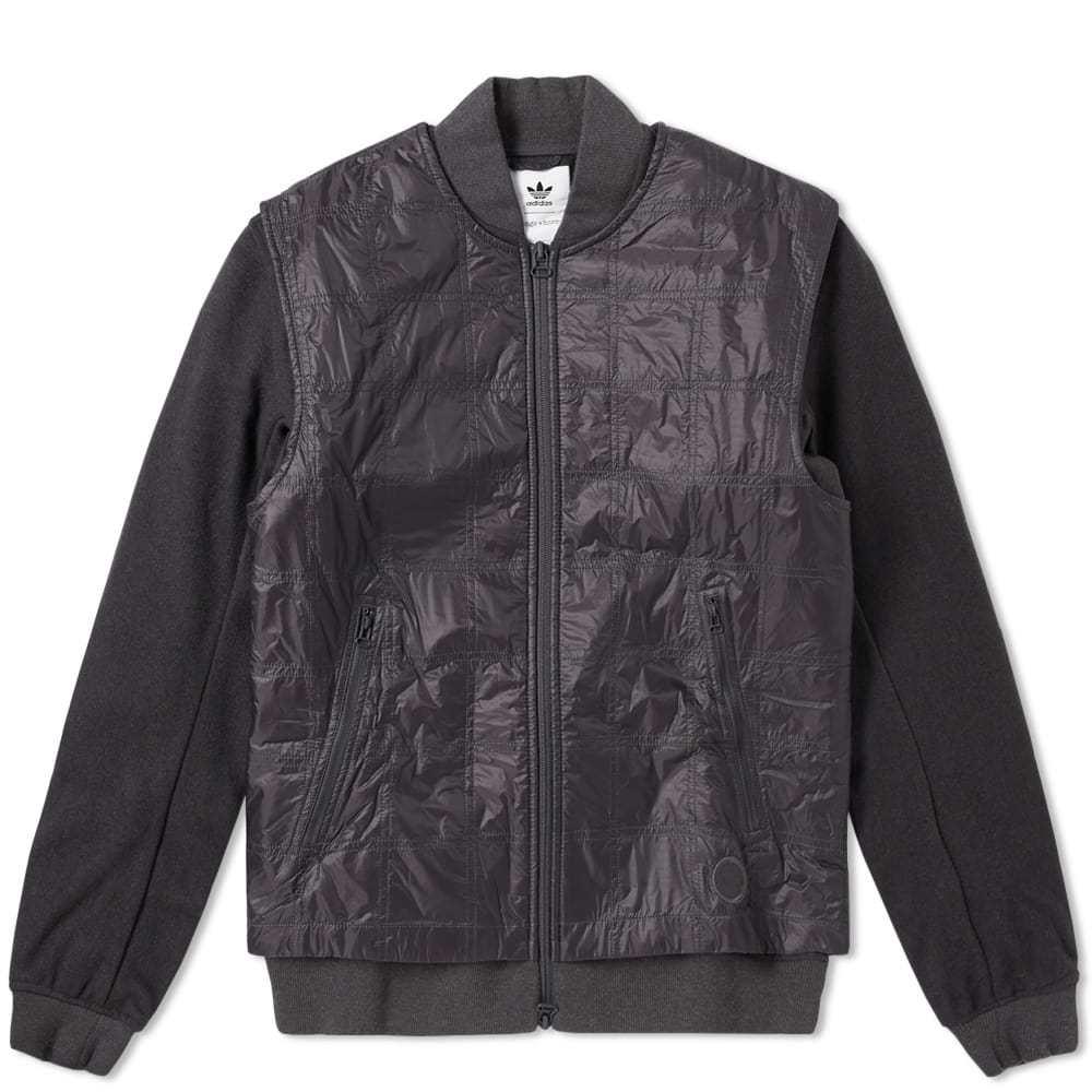 Adidas x Wings + Horns Bomber Jacket Black