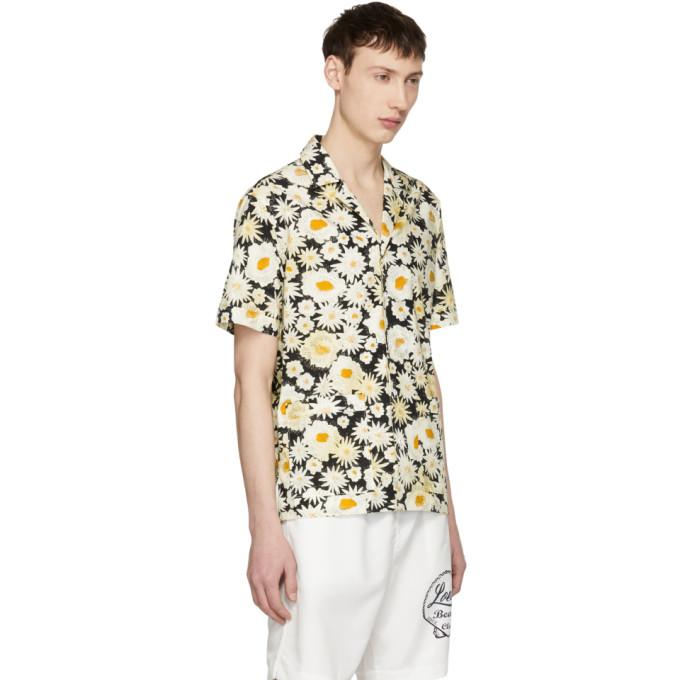 9e0e66d87d4e Burberry Black Short Sleeve Daisy Ska Jude Shirt Burberry Prorsum