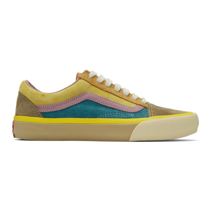 Photo: Vans Multicolor Old Skool Vault LX Sneakers