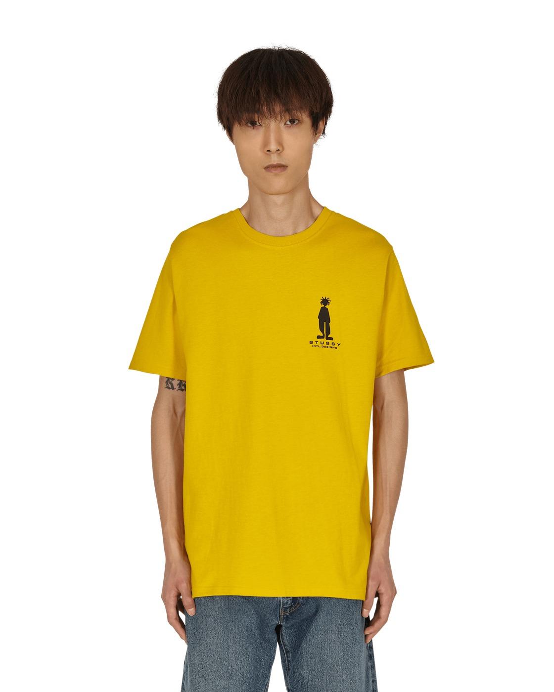 Photo: Stussy Stratosphere T Shirt Honey