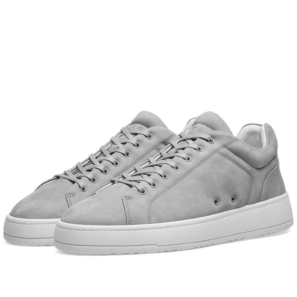 Photo: ETQ. Low Top 4 Sneaker Alloy Nubuck