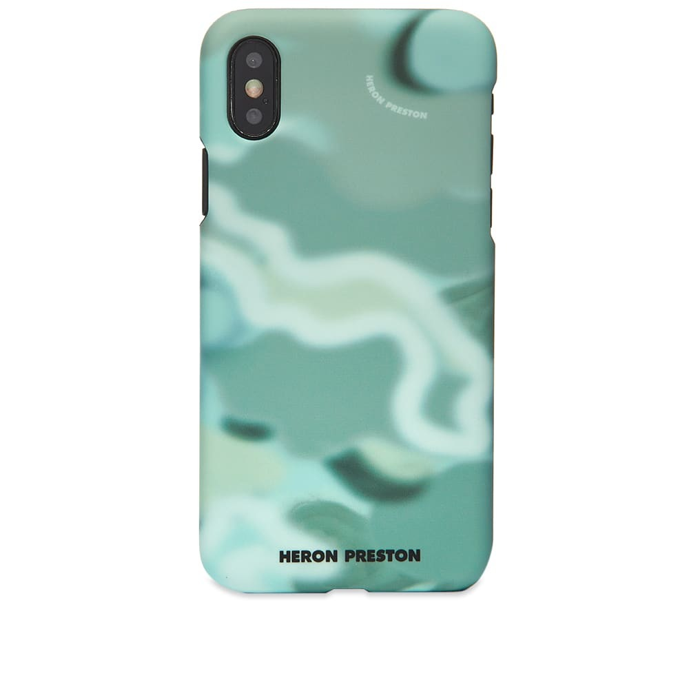 Photo: Heron Preston Camo iPhone Xs Case