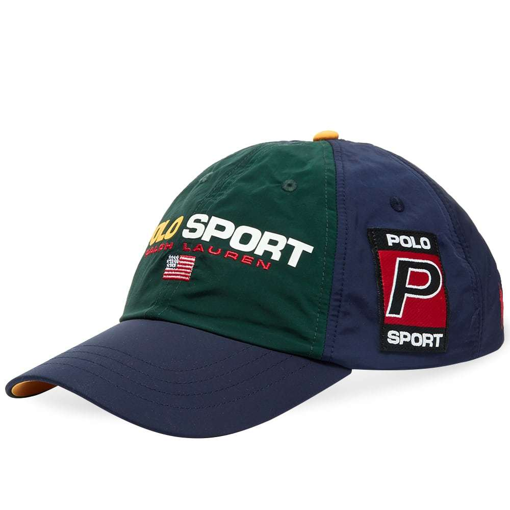 Photo: Polo Ralph Lauren Sport Multi Logo Baseball Cap