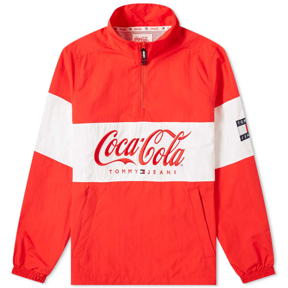 Photo: Tommy Jeans x Coca-Cola Jacket Coca-Cola