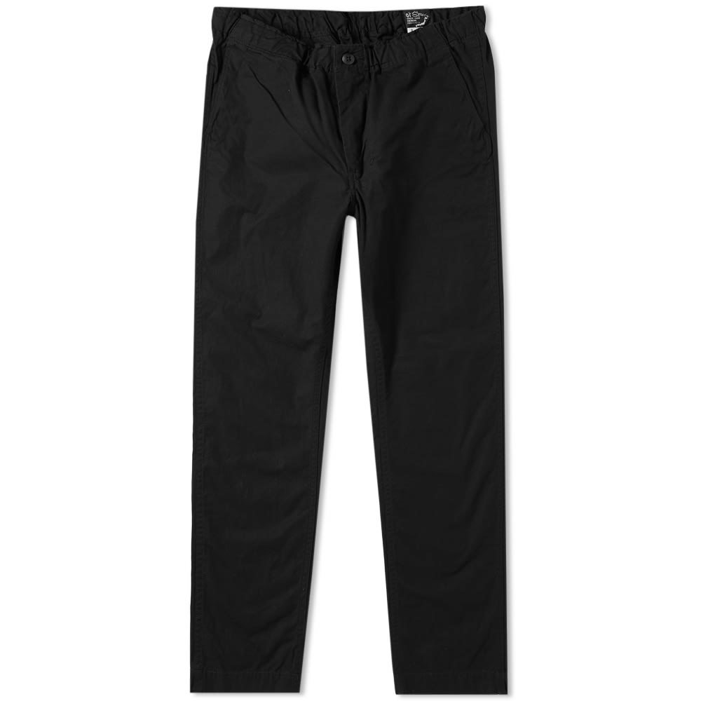 Photo: orSlow New York Tapered Pant