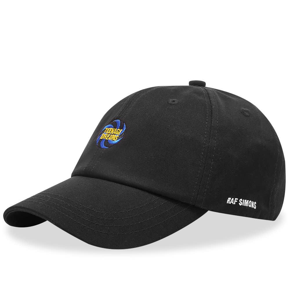 Raf Simons Badge Cap
