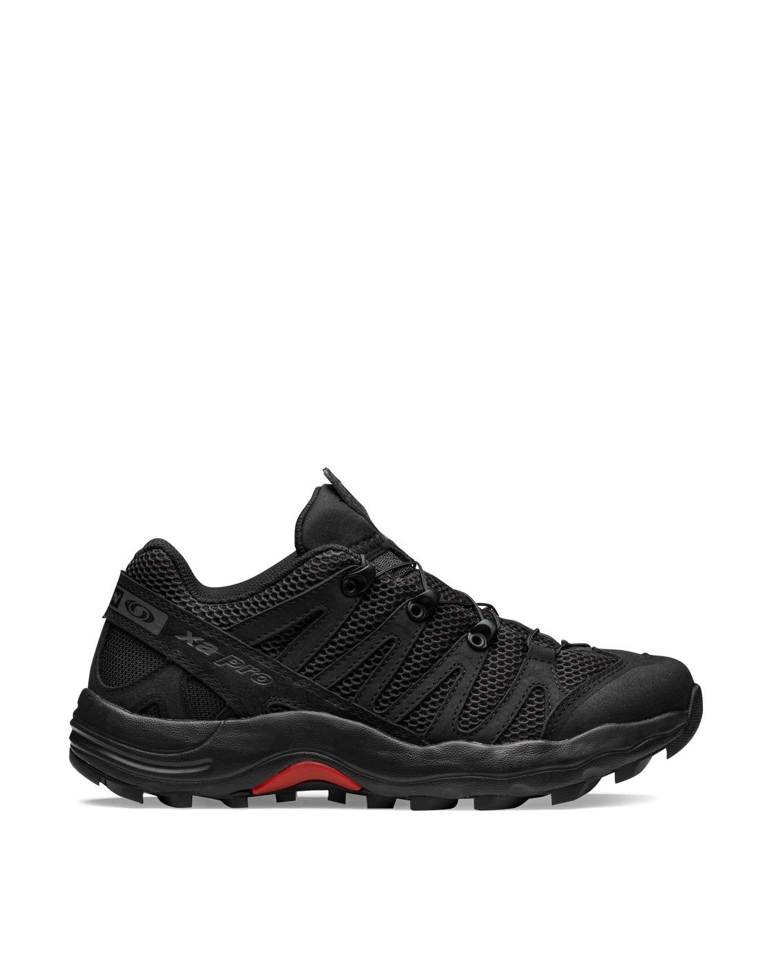 Photo: Salomon Organiclab.Zip Xa Pro 1 Sneakers Black/Mavk