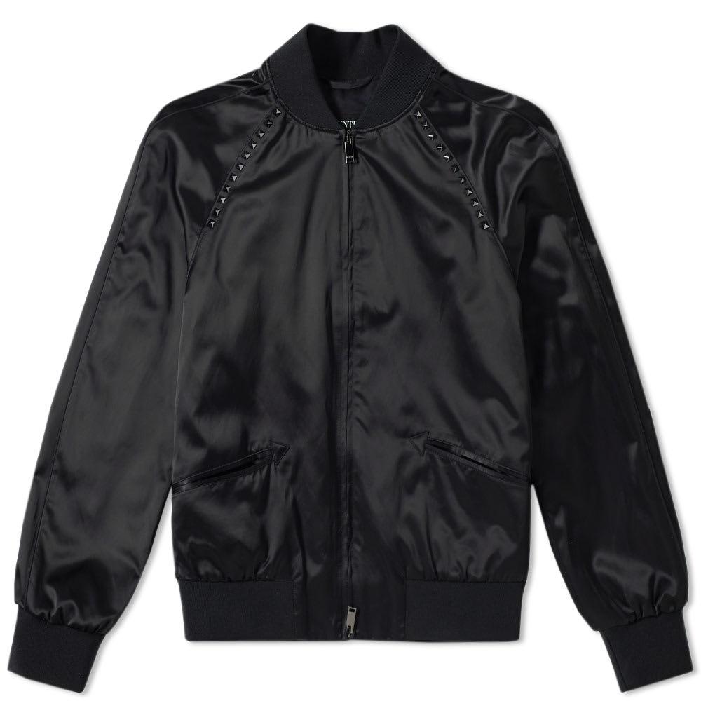 Photo: Valentino Rockstud Souvenir Jacket