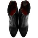 3.1 Phillip Lim Black Drum Chelsea Boots