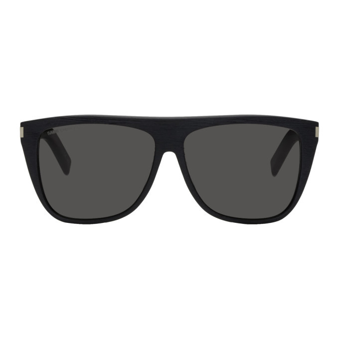 Photo: Saint Laurent Black SL 1 017 Sunglasses