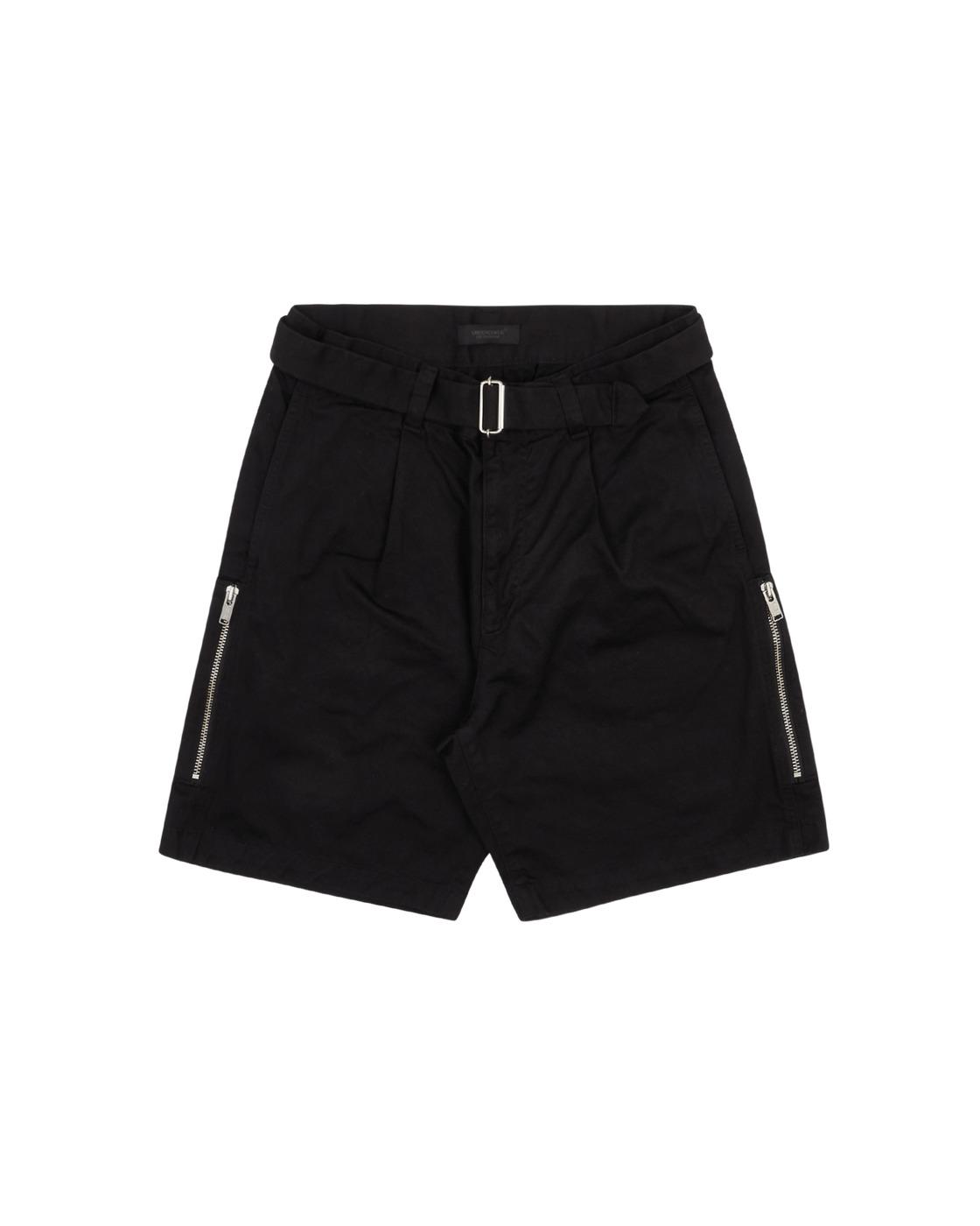 Photo: Undercover Zip Pocket Shorts Black