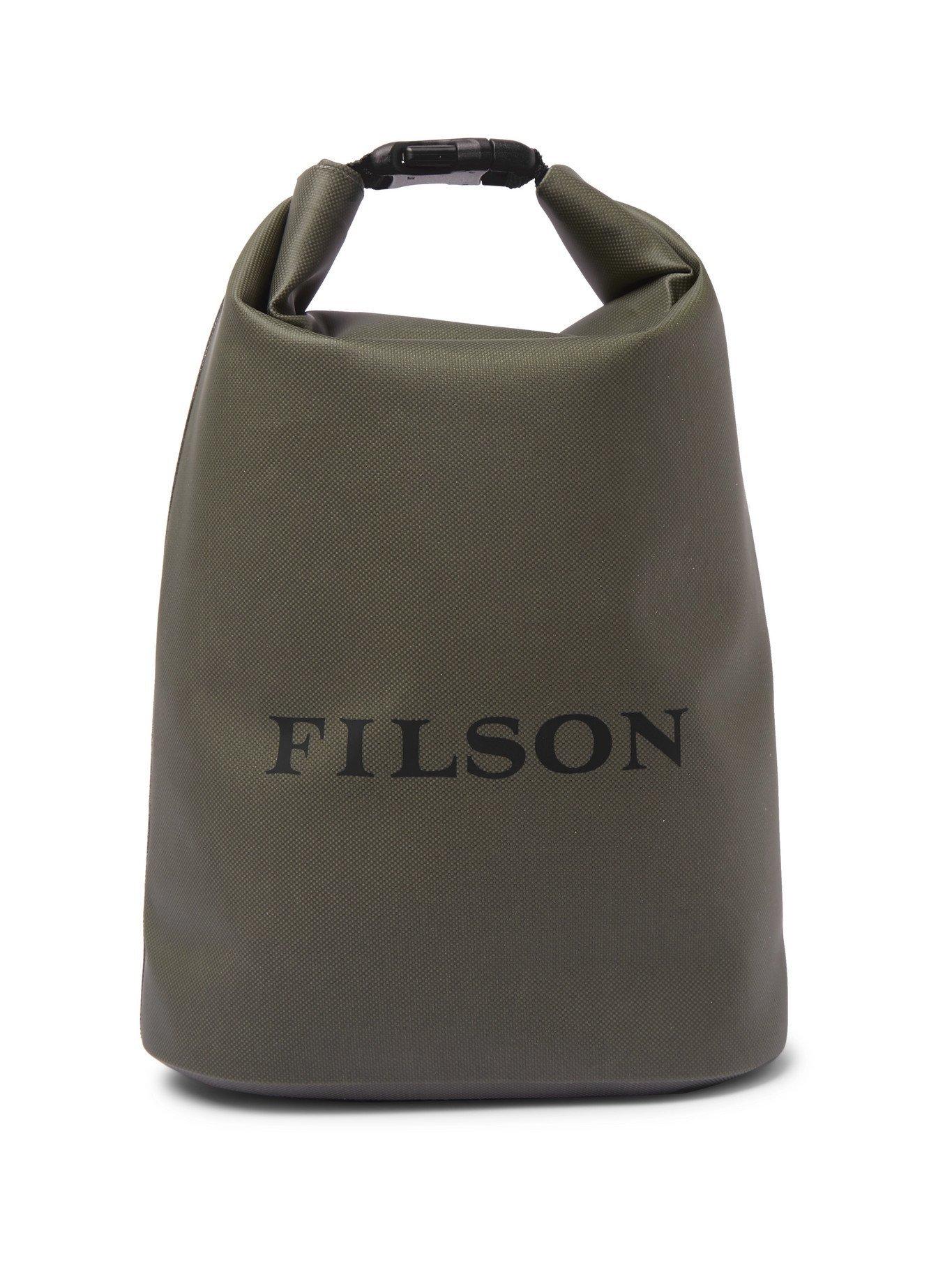 Photo: FILSON - Dry Logo-Print Nylon Tote Bag