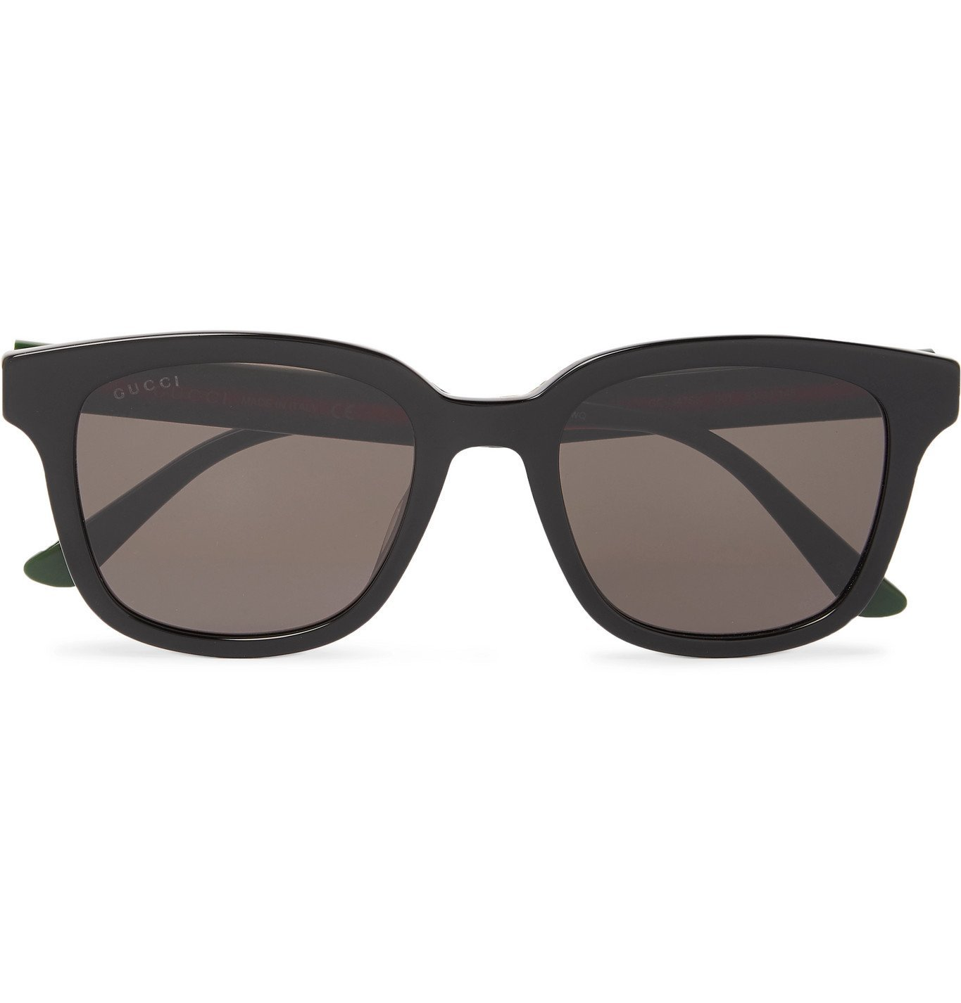 Photo: Gucci - Square-Frame Acetate Sunglasses - Black