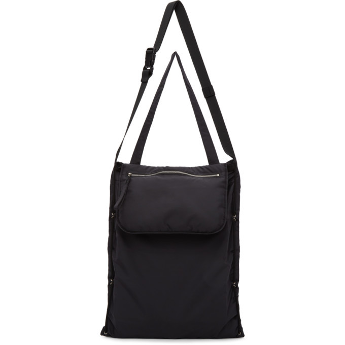 Photo: Craig Green Black Quilted Large Fold Bag