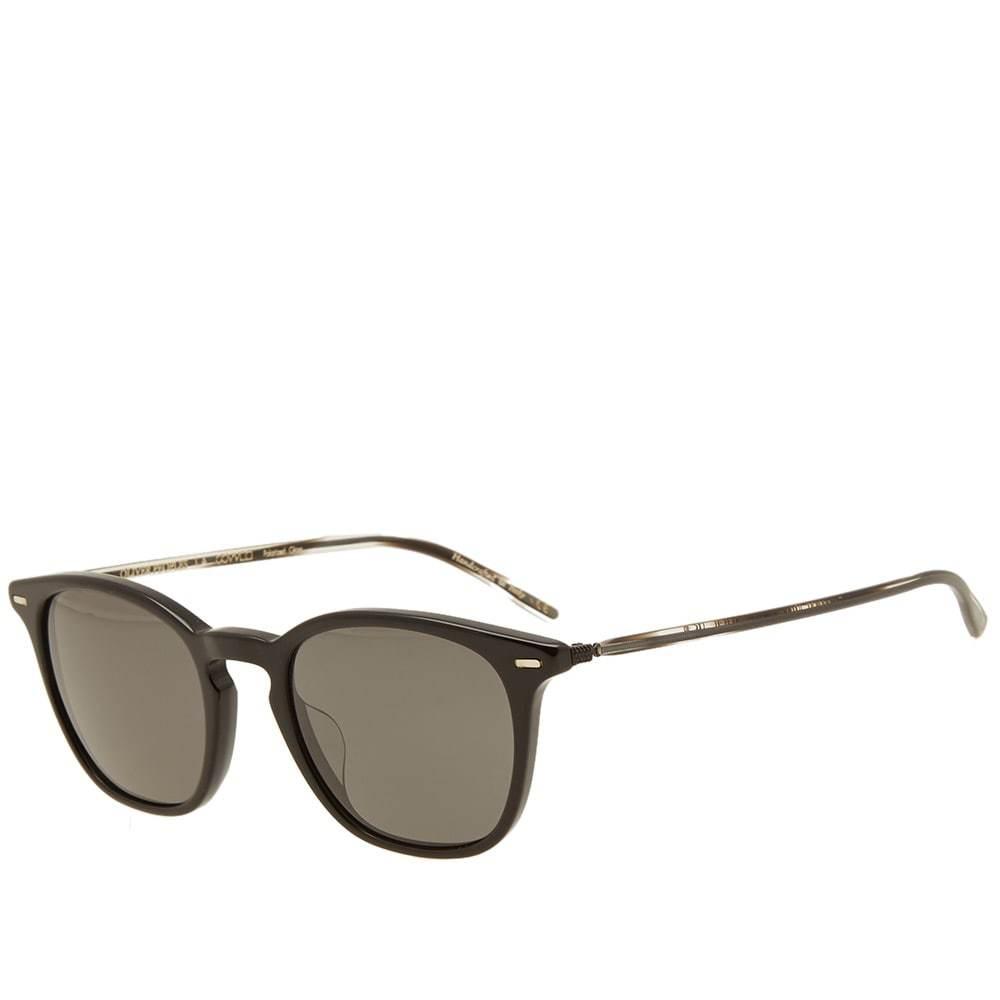 Oliver Peoples Heaton Sunglasses Black