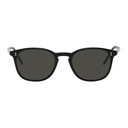 Oliver Peoples Black Finley Vintage Sunglasses.