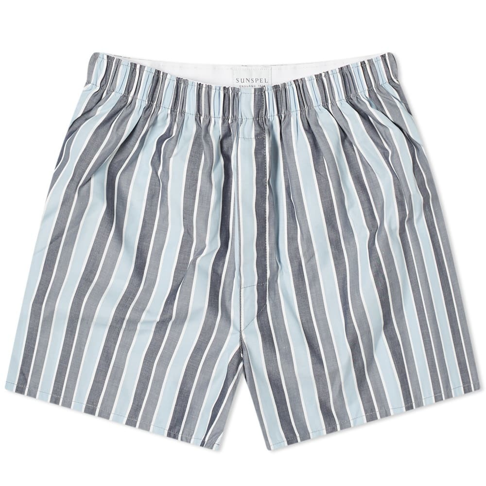 Photo: Sunspel Styriped Boxer Short