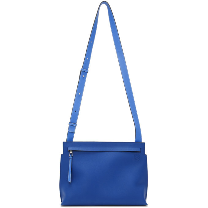 Photo: Loewe Blue T Messenger Bag