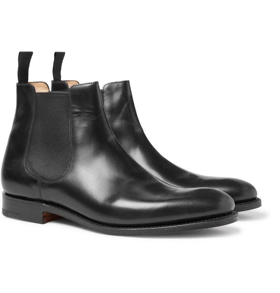 Photo: Church's - Houston Leather Chelsea Boots - Men - Black
