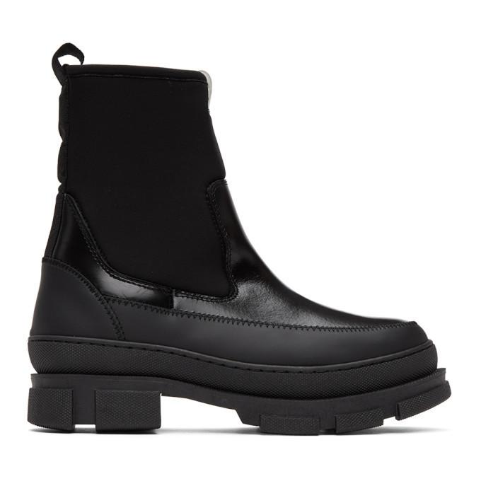 Photo: Won Hundred Black Nikki Ankle Boots
