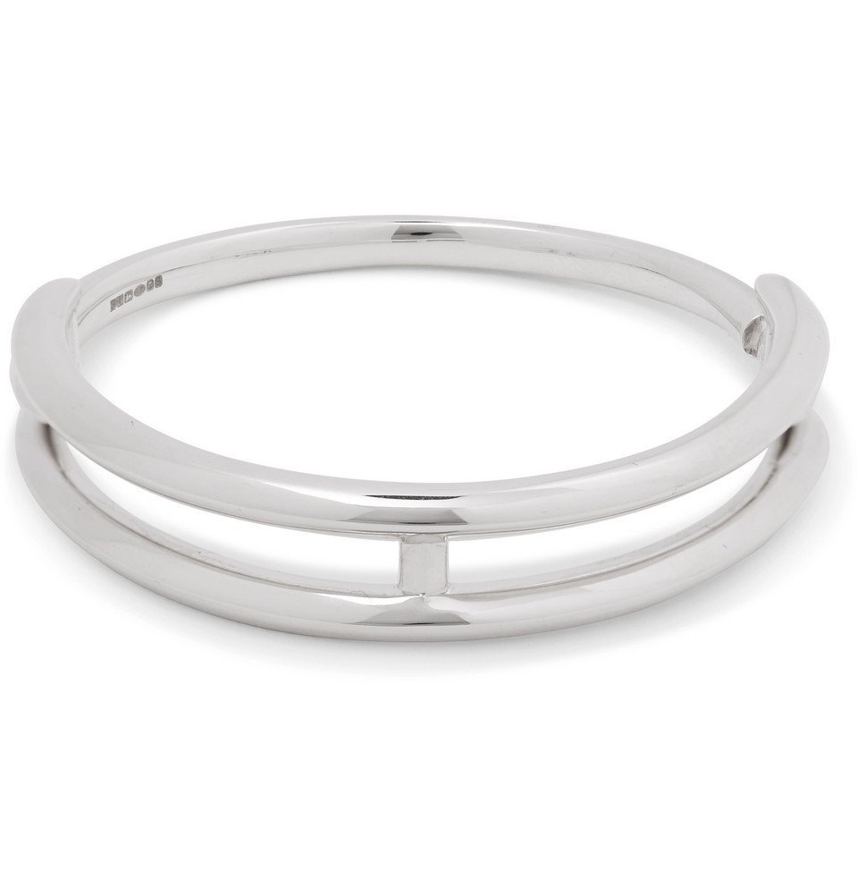Photo: Shaun Leane - Triple Arc Sterling Silver Cuff - Silver