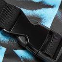 Raf Simons - Eastpak Printed Shell and Cotton-Canvas Belt Bag - Blue