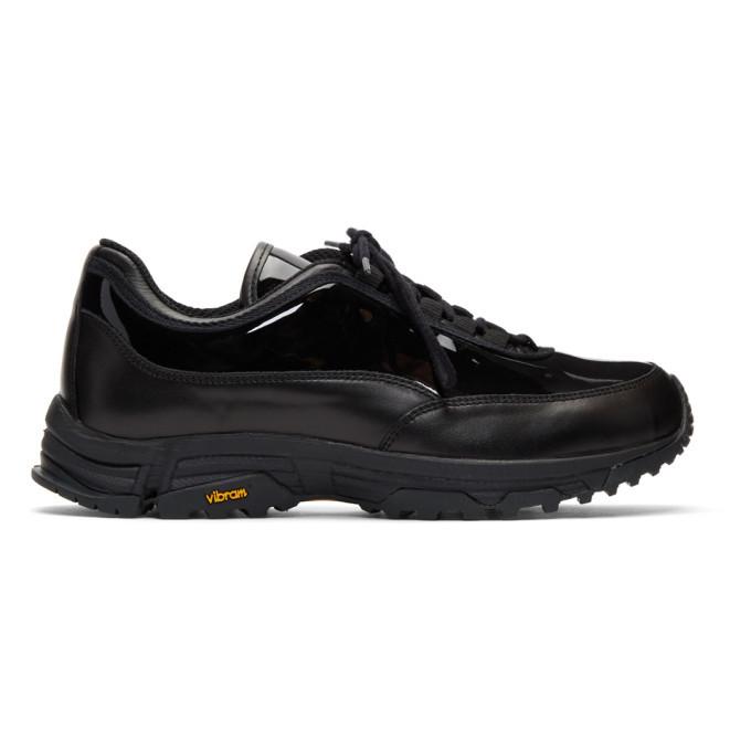Photo: Our Legacy Black Poseidon Patent Sneakers