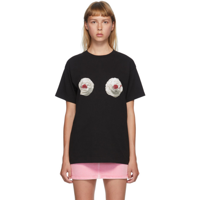 Photo: Marc Jacobs Black The Cupcake T-Shirt