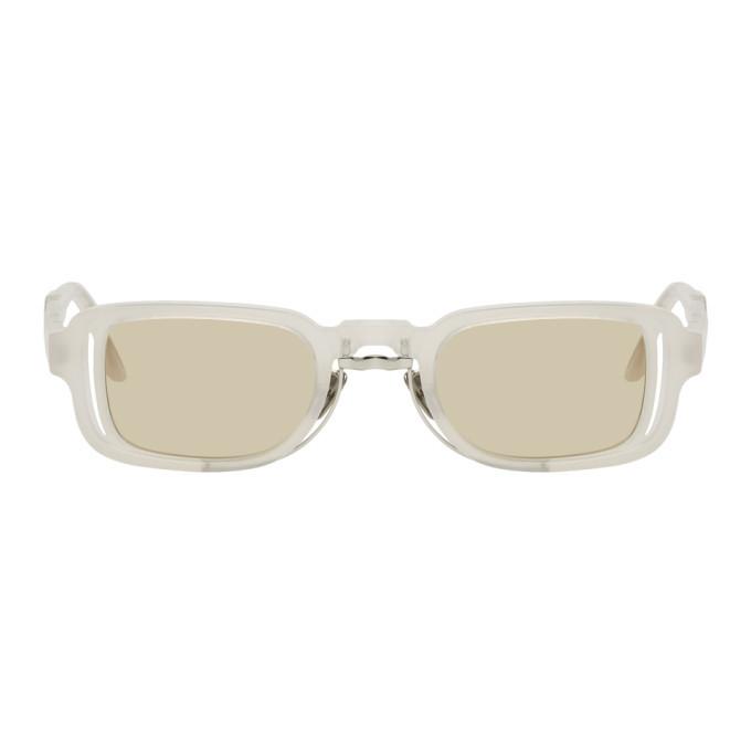 Photo: Kuboraum White N12 PL Sunglasses