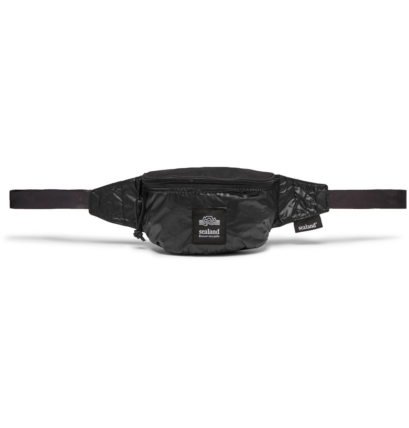 Photo: Sealand Gear - Moon Spinnaker and Bedouin Stretch Belt Bag - Black